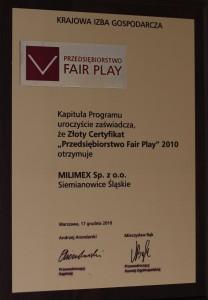 Fair Play 2010